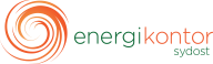 Logo of Energikontor Sydost.