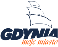 Logo of the Municipality of Gdynia, Poland.