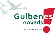 Logo of Gulbene Municipality, Latvia.
