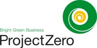 Logo ProjectZero Sønderborg, Denmark.