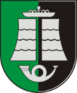 Coat of Arms of the Municipality of Šilutė, Lithuania