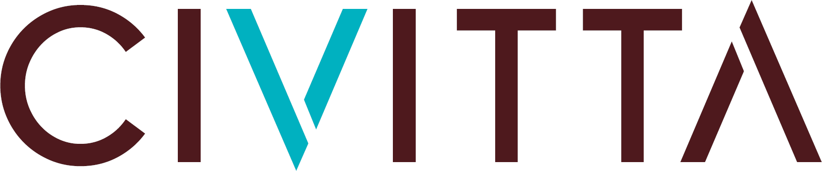 Logo of Civitta UAB.