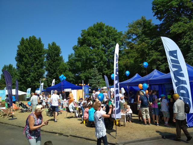 "Gdynia's ""Energy Picnic"" event wants to stimulate citizens to inform themselves about energy saving measures."